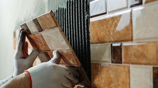 Керамическая плитка для отделки пола и стен