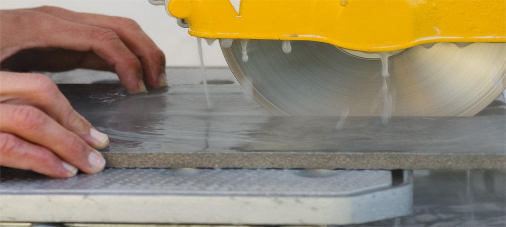 Производство плитки из керамогранита