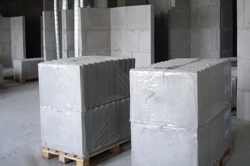 Упаковка пазогребневых плит